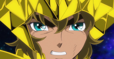 Saint Seiya Soul Of Gold Episodio 11