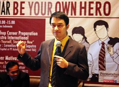 Kisah Sukses Motivator dan Pengusaha Edvan Muhammad Kautsar: Tebar Virus Sukses Sejak Muda