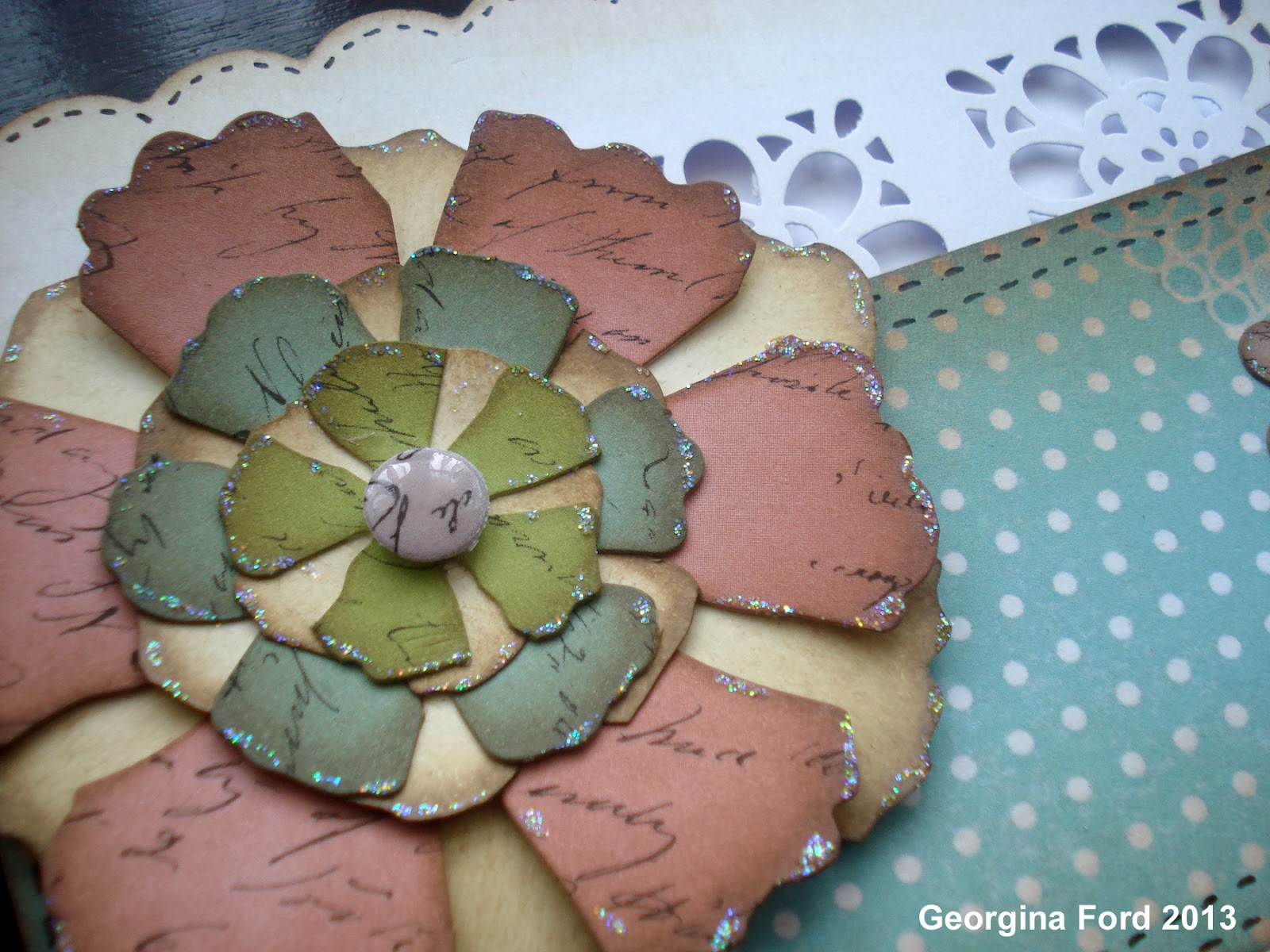 beautiful flowers u2013 craftwork cards blog