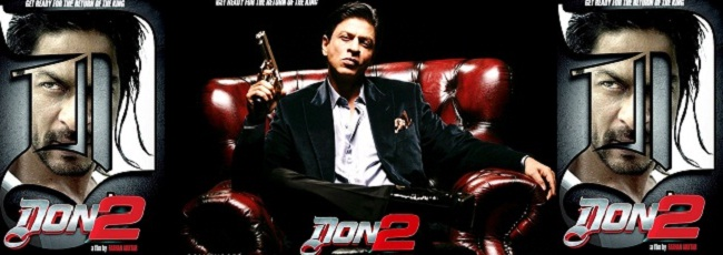 Don 2 (2011) Trailer NEW