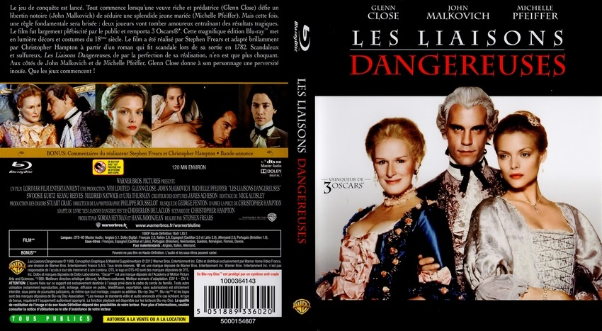 an analysis of the movie cruel intentions based on the novel les liaisons dangereuses by pierre lacl Les liaisons dangereuses (dangerous liaisons) is a french epistolary novel by pierre choderlos de laclos, first published in four volumes by durand neveu from march 23, 1782.