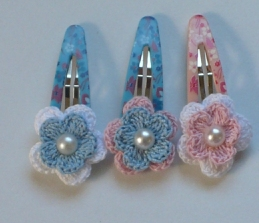 Crochet Hair Walmart : Lets create: Crochet Hair Clips