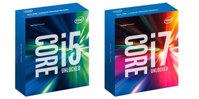 Linha Core i é a mais famosa da Intel atualmente
