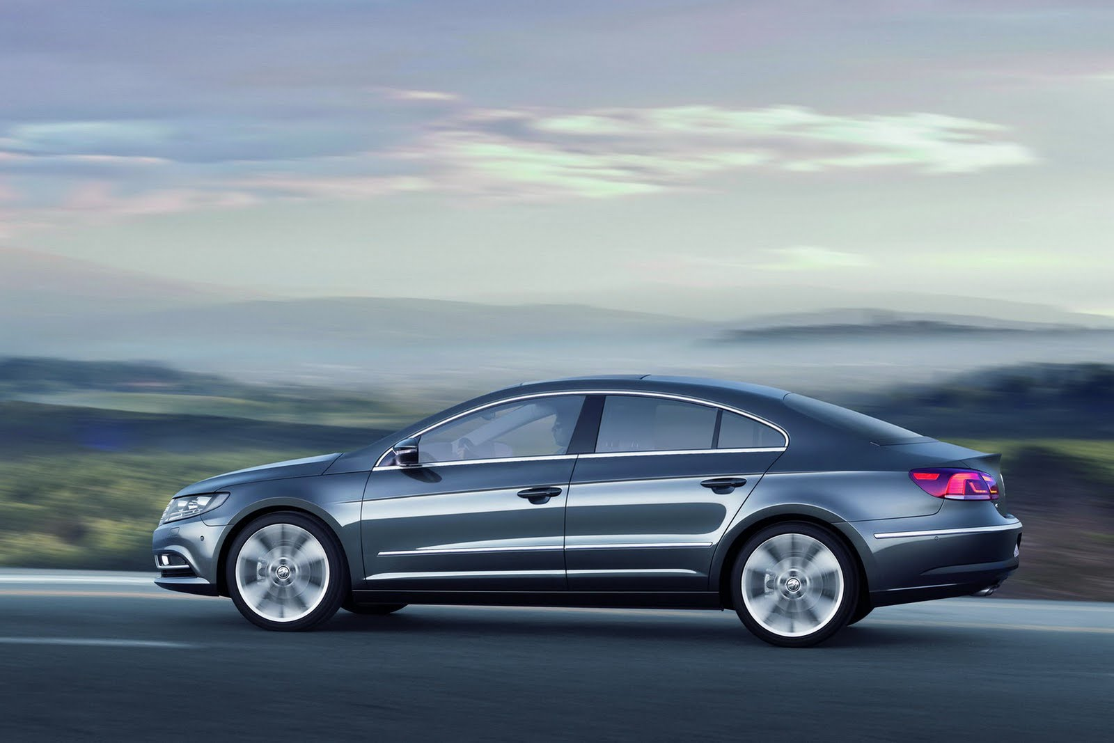 2013 volkswagen cc facelift redesign ahead 2011 la auto show debut. Black Bedroom Furniture Sets. Home Design Ideas