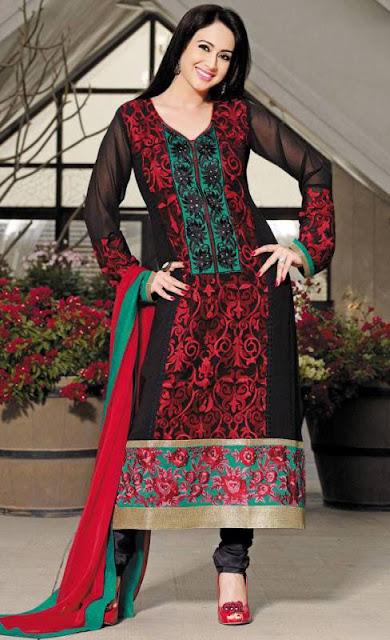 Preeti Jhangiani Punjabi Suits Online 2015