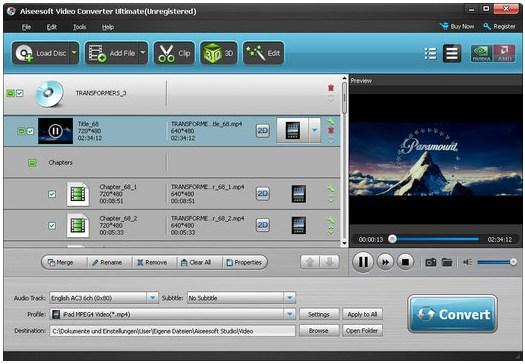Aiseesoft Video Converter Ultimate v8.1.8