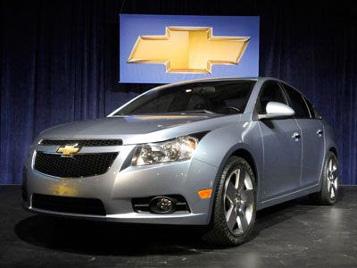 Service Manual Chevrolet Cruze and Maintenance Schedule