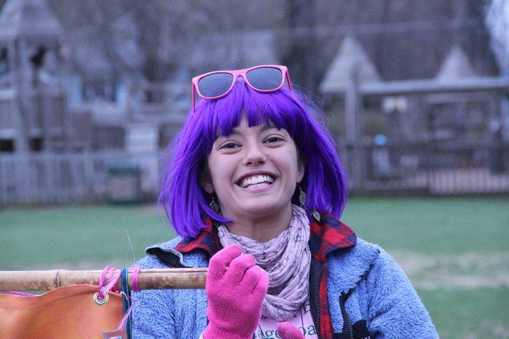 Ariana Basco For New Paltz Village Board: Ariana at the PHOOL\'s Paradebasco village