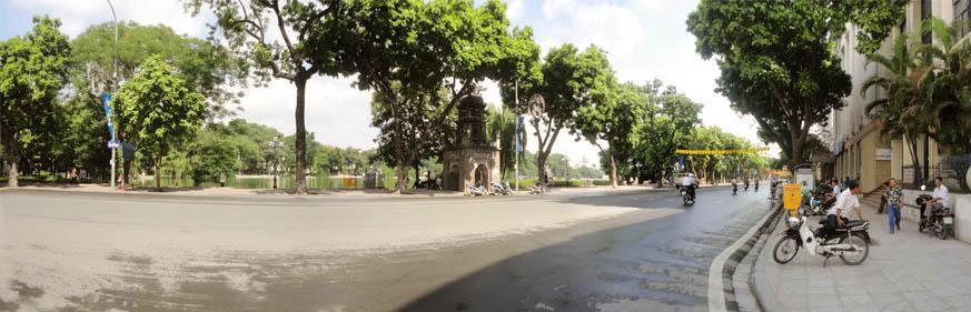 How to go to Hanoi from Ho Chi Minh city