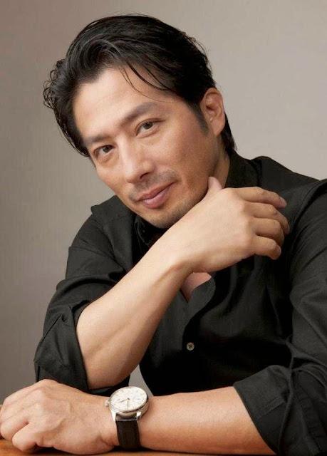 Foto Hiroyuki Sanada