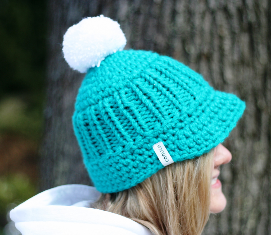 Knitting Patterns Free: knit beanie