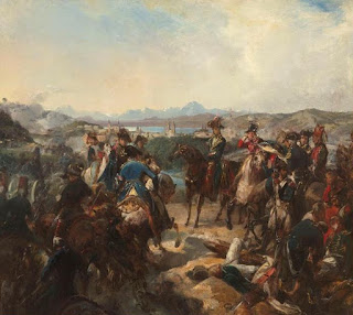 Bataille de Zurich, le 25 septembre 1799 , par François Bouchot