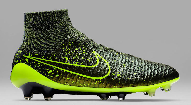 A Nike Mercurial Vapor Electro Flare Boot variant, designed for players who  prefer a more traditional sockliner, was also released, set to be worn by  Eden ...