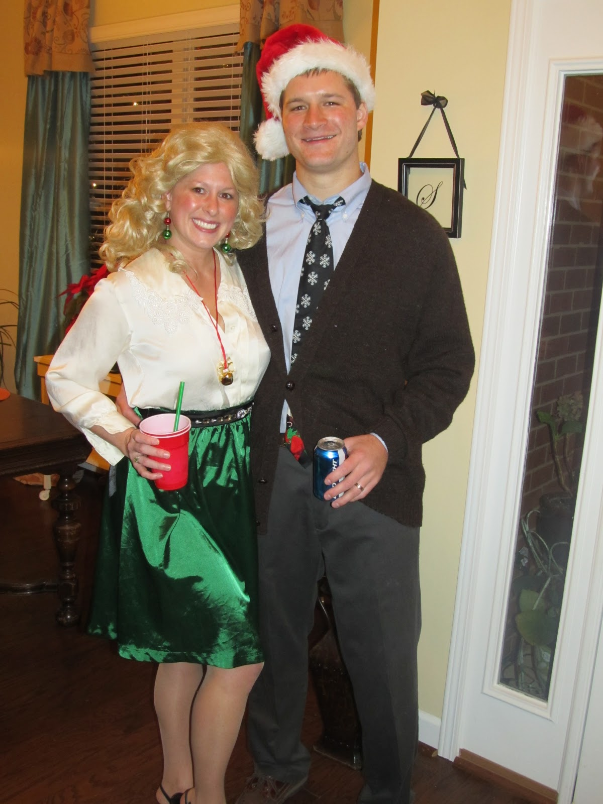 Dress up xmas party - The Theme This Year Was To Dress Up As Your Fav Christmas Vacation Character
