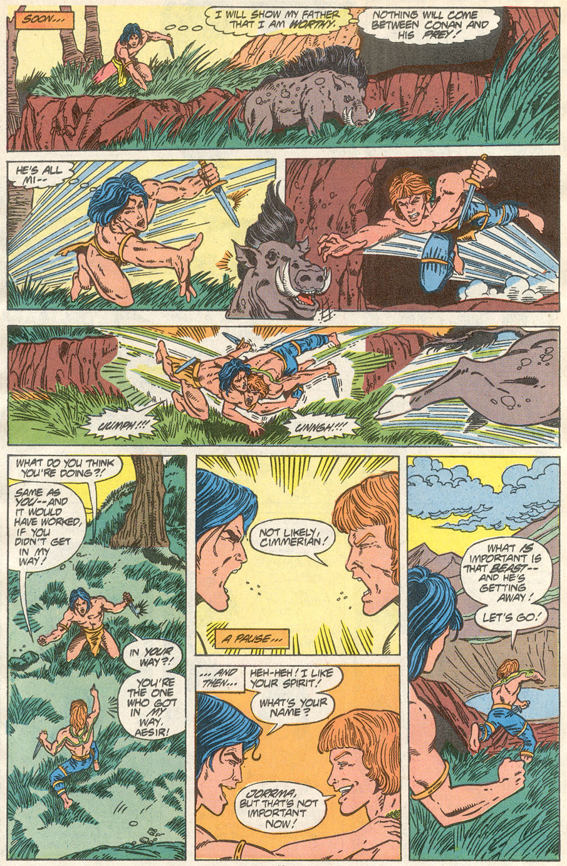 Conan the Barbarian (1970) Issue #233 #245 - English 13