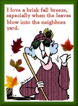 ARCHIVES OF MONDAYS WITH MAXINE