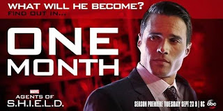 Agents of SHIELD - Season 2 - Countdown poster + BTS photos