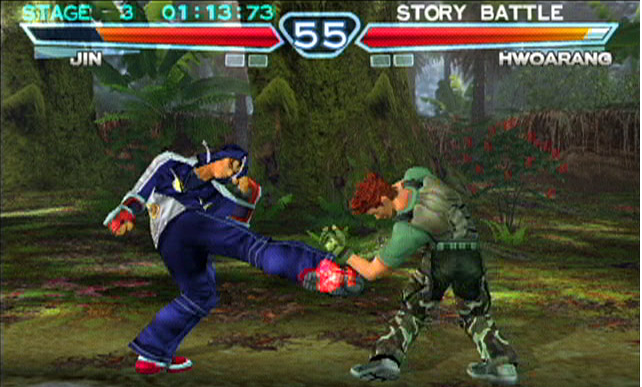 Tekken 4 Game Download Free For PC