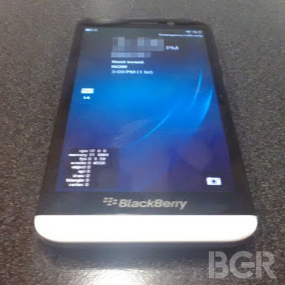 BlackBerry A10 Ariston