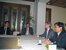 Ed and US Ambassador to ASEAN David Carden
