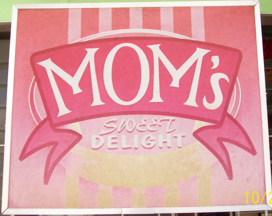 The Other Side of Mae: Mom's Sweet Delight