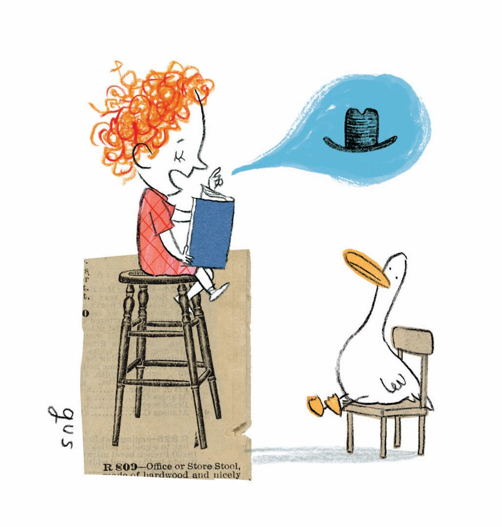 I also blog about  writing, creativity, art and all sorts of luscious stuff, at girl&duck.