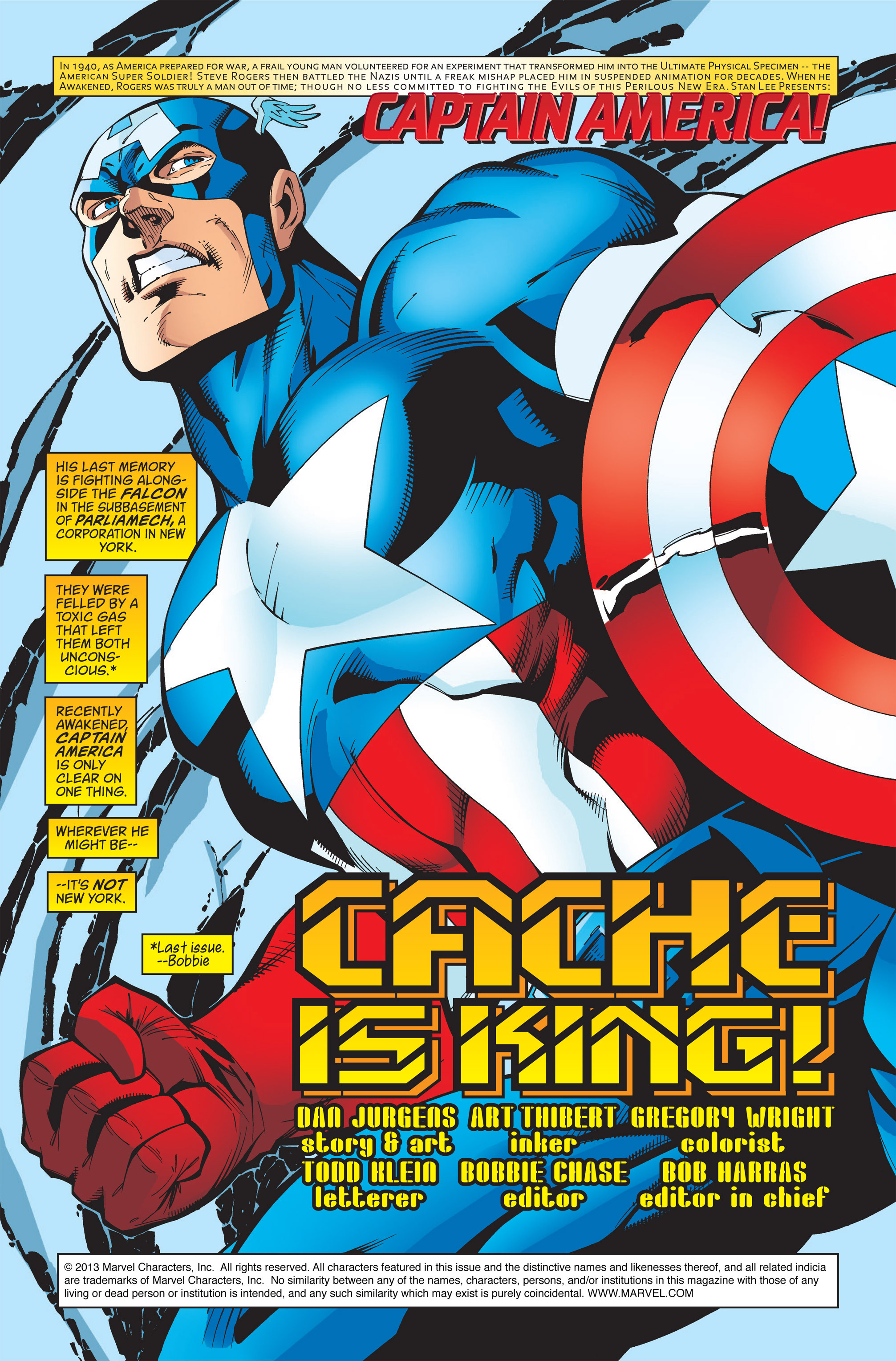 Captain America (1998) Issue #34 #40 - English 2
