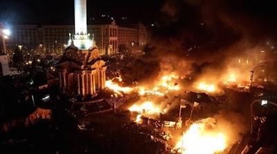 Генпрокуратура заявила о раскрытии обстоятельств убийств на Майдане в ночь на 19 февраля 2014 года