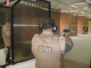 REVITALIZAÇÃO NA POLÍCIA MILITAR (fotos)