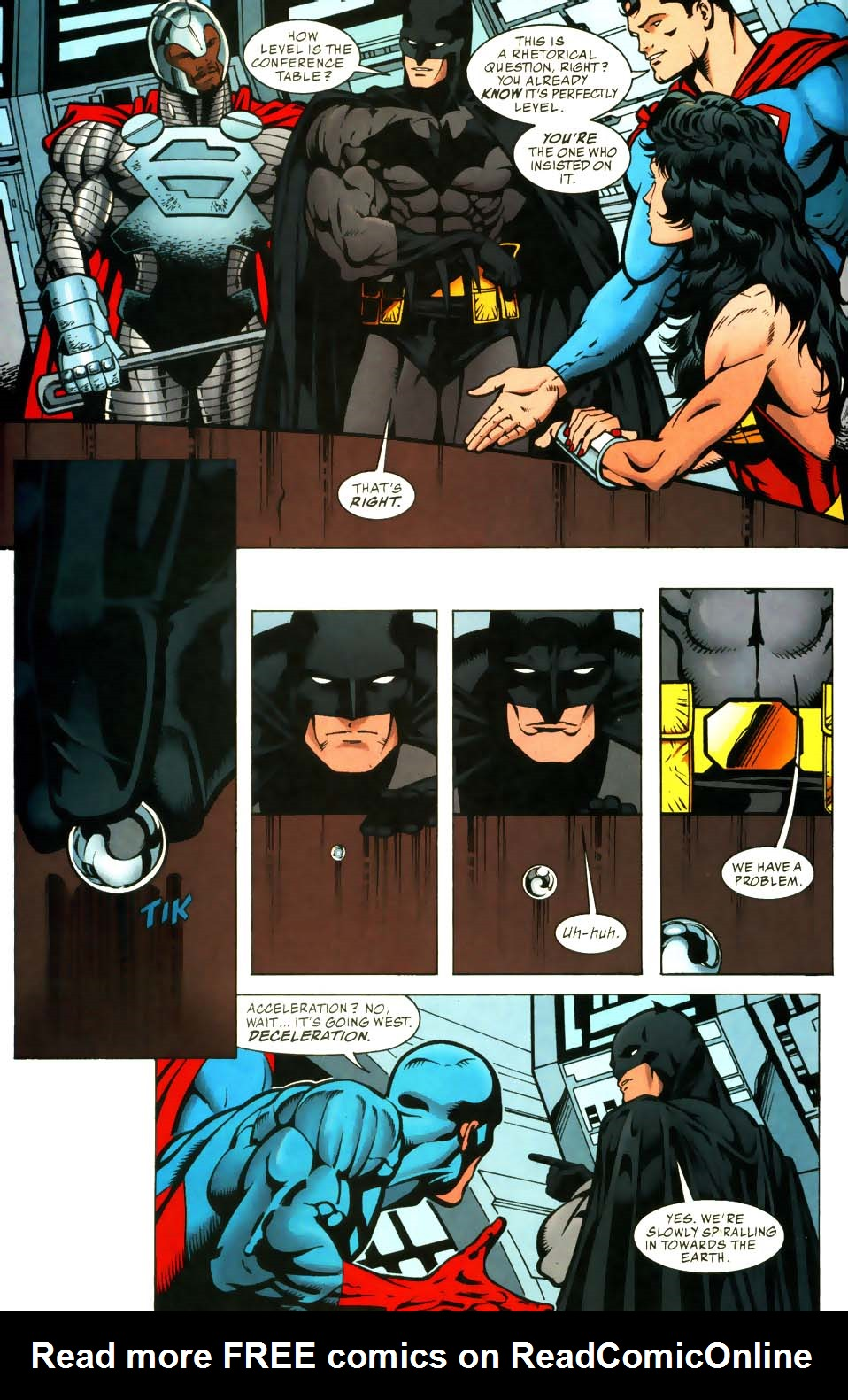 JLA 80-Page Giant - Chapter  3 | pic 9