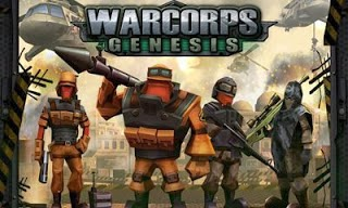 Download Game Khusus Android terbaru Gratis WarCom Genesis Full