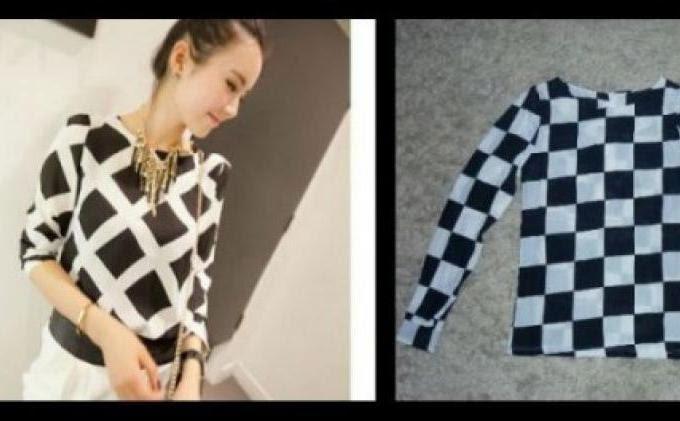 Foto Ini Jadi Bukti Kalau Belanja Pakaian di Online Kadang Menjengkelkan