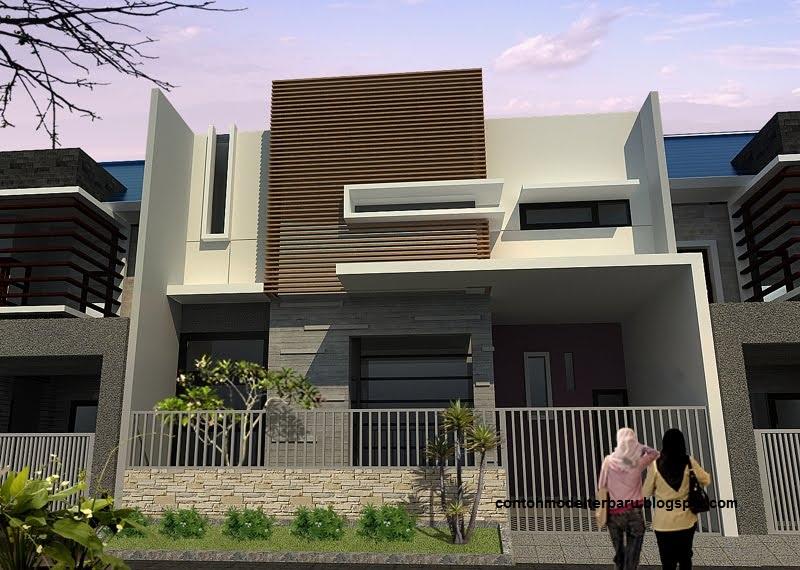 Model Rumah Modern Indonesia Tahun 2012 + Gambar Contoh | Gambar Hidup