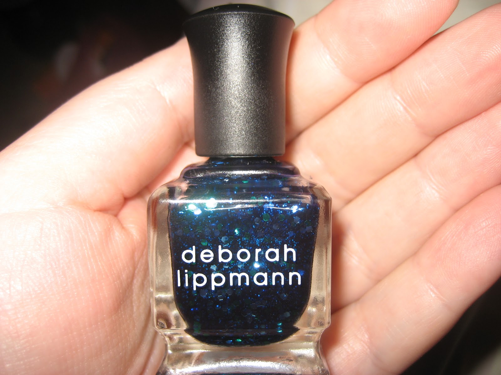 Deborah Lippmann - Across The Universe - the jewel in my nail polish ...