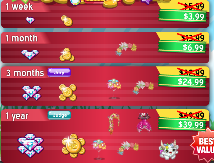 how to buy vip on msp
