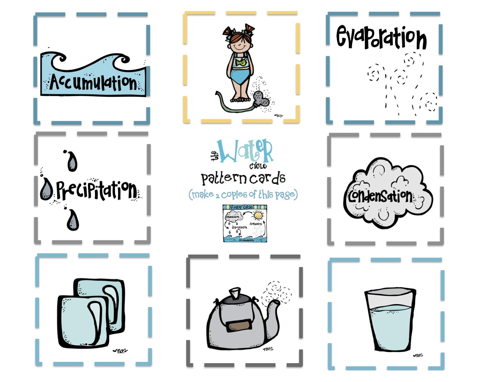 math worksheet : 1000 images about science on pinterest  water cycle states of  : Water Cycle Worksheet For Kindergarten