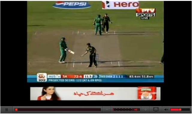 watch cricket live:
