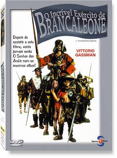 """""""O Incrível Exército de Brancaleone"""" (""""L'Armata"""