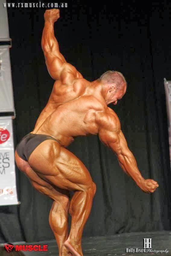 Nasty Bodybuilders Ass Fucking