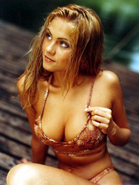 Ellen Rocche (Brazil) | Hot and Beautiful Women of the World