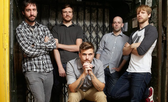 Circa Survive - band