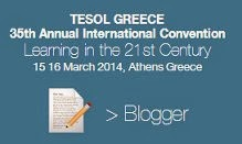 TESOL GREECE BLOGGER