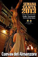 Semana Santa en Cuevas de Almanzora 2013