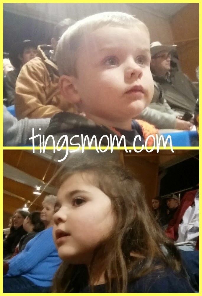 The Horse Games {SAU Rodeo} | #rodeo #tingsmom #justlikefamily