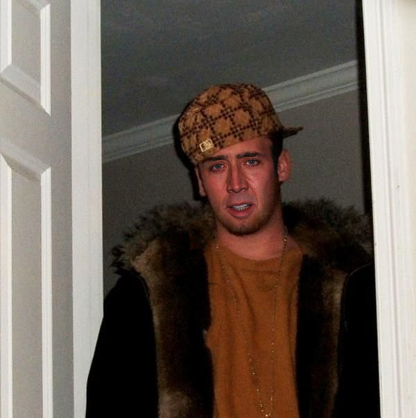 Did someone say Nick Cage thread? JayElSCUMBAG+NICK+CAGE