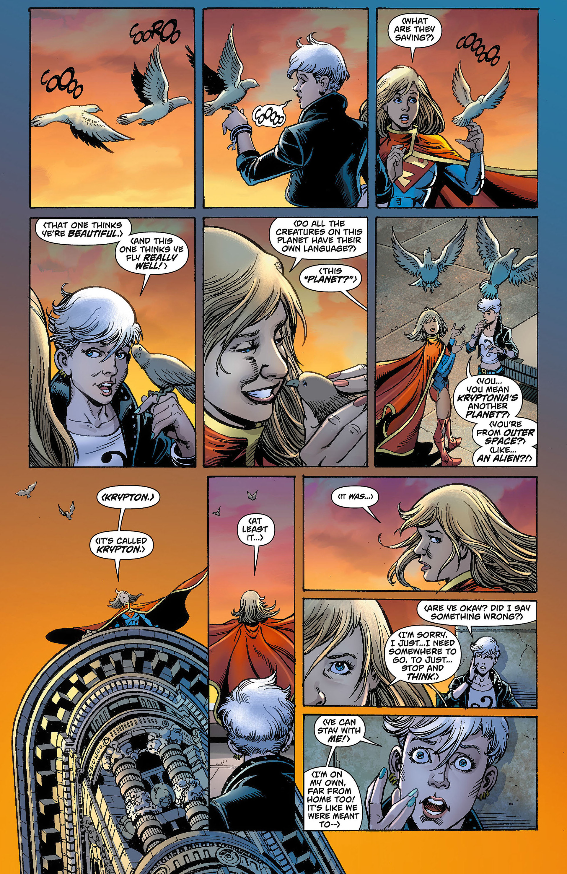 Supergirl (2011) Issue #8 #10 - English 8