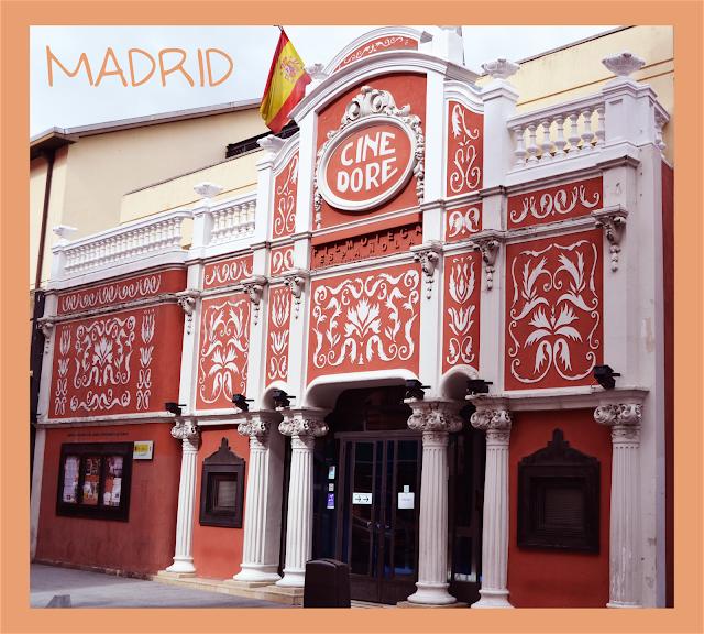 antiguo cine de madrid