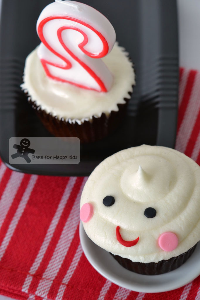 Bake for Happy Kids: The Ultimate Vanilla Cupcakes (Cupcake Project)