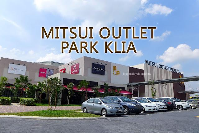 Mitsui Outlet Park KLIA Video