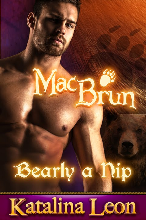 MacBrun, Bearly a Nip BBW Bear Romance